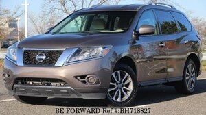 Used 2014 NISSAN PATHFINDER BH718827 for Sale