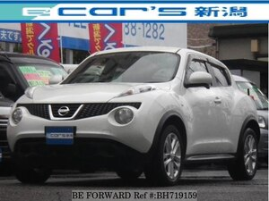 Used 2012 NISSAN JUKE BH719159 for Sale