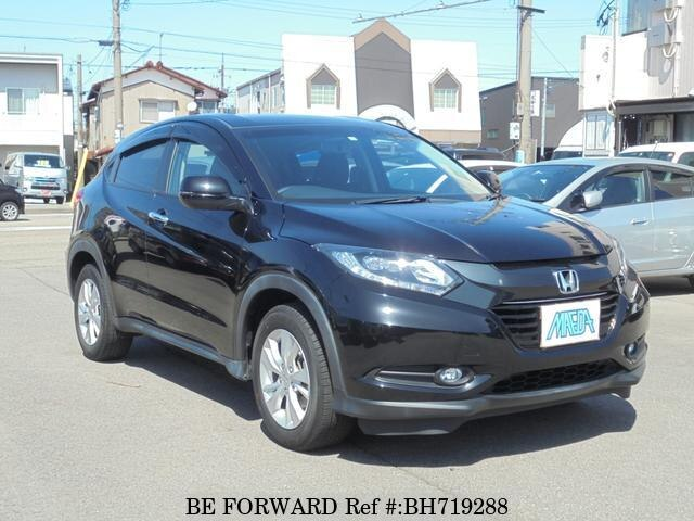 Used 2017 HONDA VEZEL BH719288 for Sale