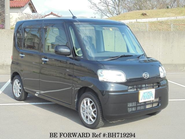 Used 2012 DAIHATSU TANTO BH719294 for Sale