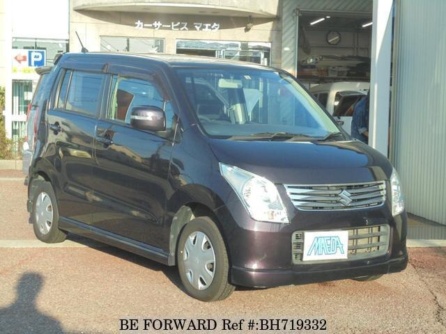 Used 2011 SUZUKI WAGON R BH719332 for Sale