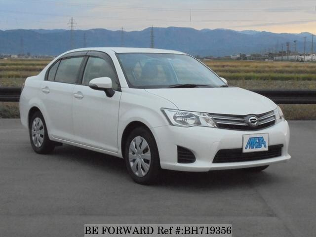 Used 2013 TOYOTA COROLLA AXIO BH719356 for Sale