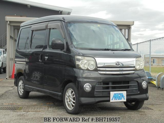 Used 2006 DAIHATSU ATRAI WAGON BH719357 for Sale