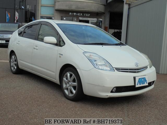 Used 2007 TOYOTA PRIUS BH719373 for Sale