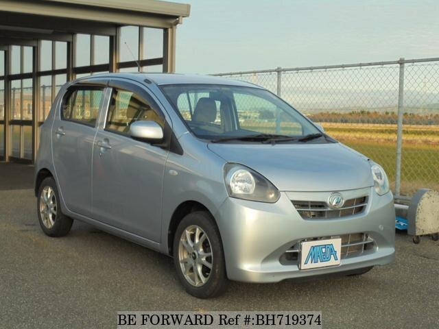 Used 2012 DAIHATSU MIRA ES BH719374 for Sale