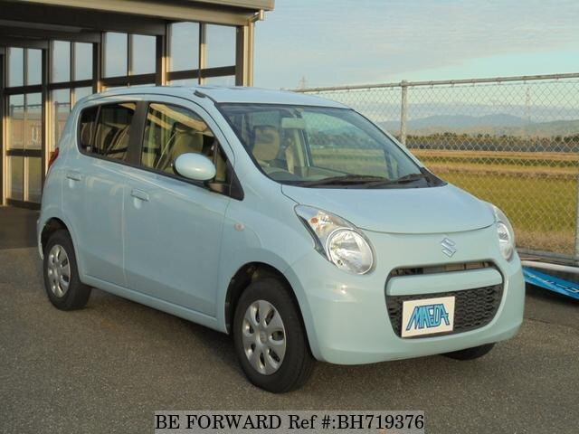 Used 2013 SUZUKI ALTO BH719376 for Sale