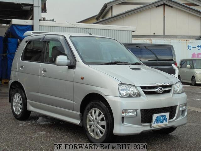 Used 2006 DAIHATSU TERIOS KID BH719390 for Sale