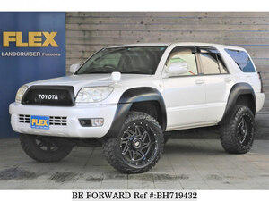 Used 2005 TOYOTA HILUX SURF BH719432 for Sale