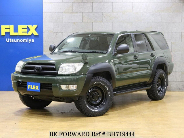 Used 2003 TOYOTA HILUX SURF BH719444 for Sale