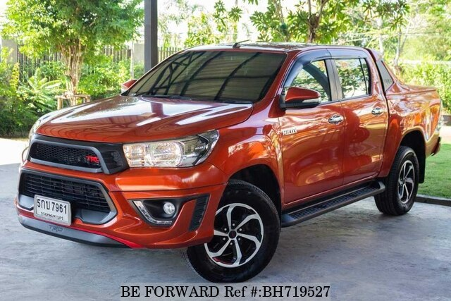 Used 2016 TOYOTA HILUX BH719527 for Sale