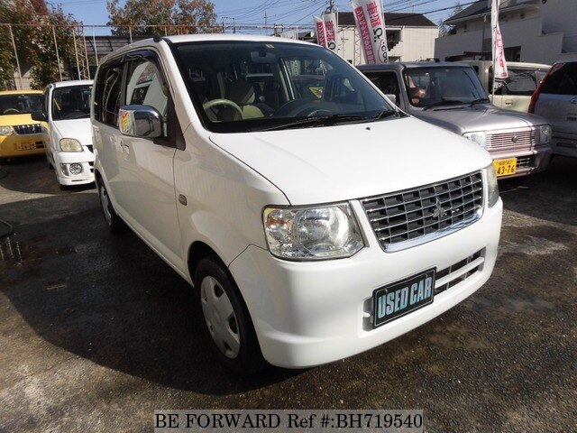 Used 2010 MITSUBISHI EK WAGON BH719540 for Sale