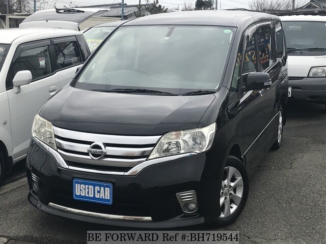 Used 2011 NISSAN SERENA BH719544 for Sale