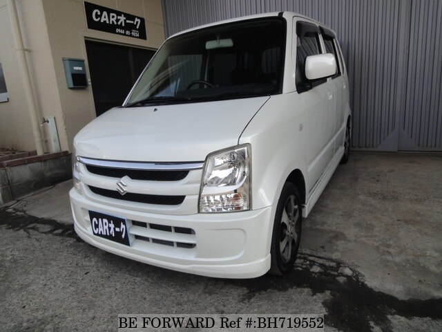 Used 2008 SUZUKI WAGON R BH719552 for Sale