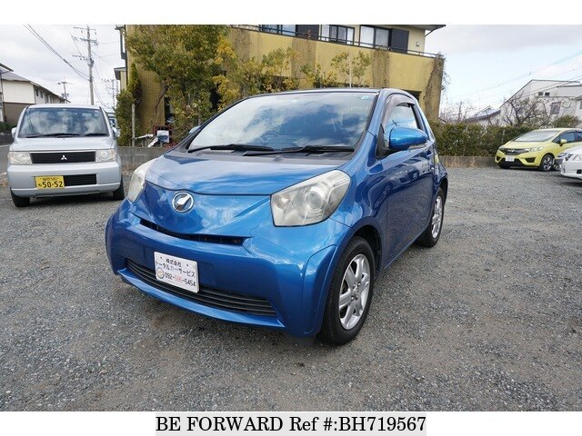 Used 2009 TOYOTA IQ BH719567 for Sale