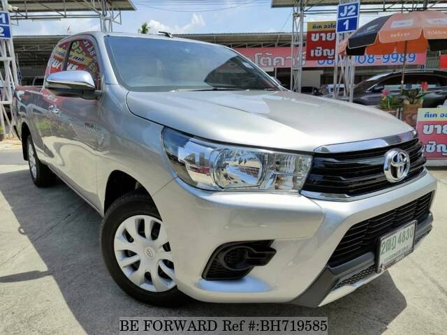 Used 2018 TOYOTA HILUX BH719585 for Sale