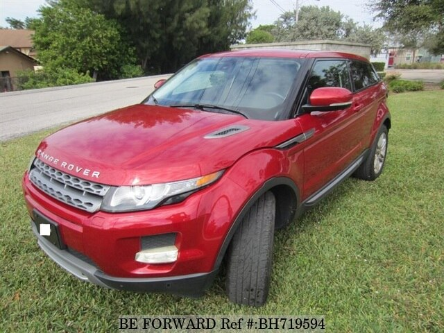 Used 2012 LAND ROVER RANGE ROVER BH719594 for Sale