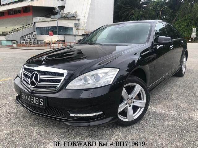 Used 2013 MERCEDES-BENZ S-CLASS BH719619 for Sale
