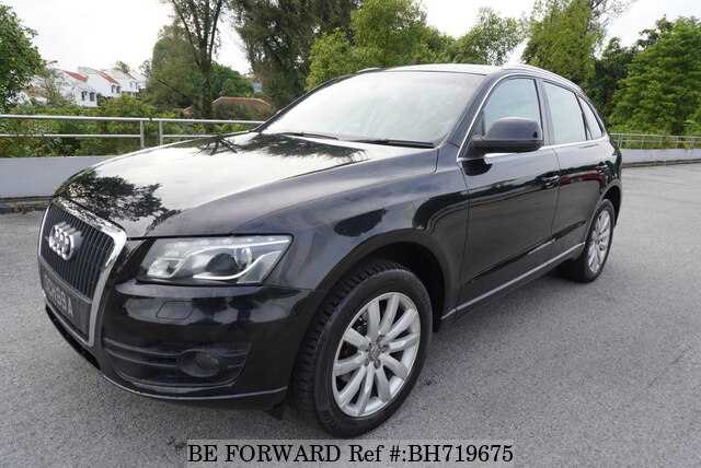Used 2011 AUDI Q5 BH719675 for Sale