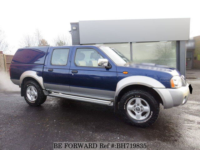 Used 2005 NISSAN NAVARA BH719835 for Sale