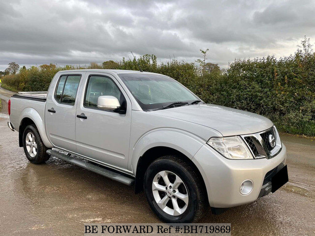 Used 2011 NISSAN NAVARA BH719869 for Sale