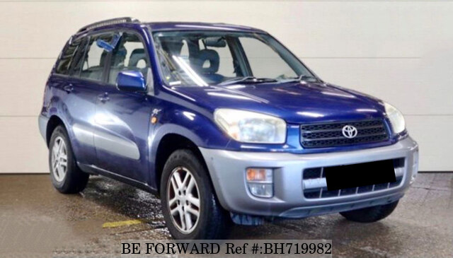 Used 2003 TOYOTA RAV4 BH719982 for Sale