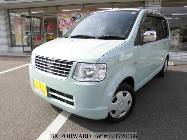 Used 2012 MITSUBISHI EK WAGON BH720068 for Sale