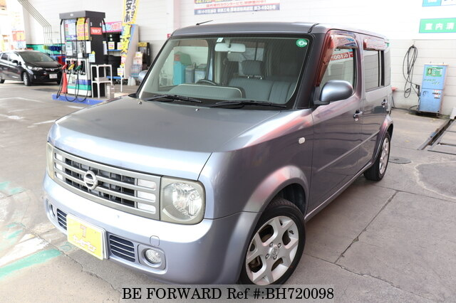 Used 2005 NISSAN CUBE CUBIC BH720098 for Sale
