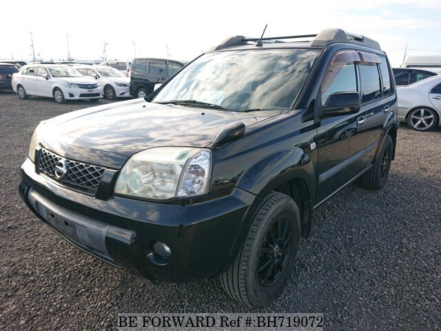Used 2006 NISSAN X-TRAIL BH719072 for Sale