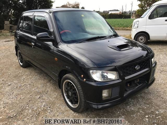 Used 1999 DAIHATSU MIRA BH720161 for Sale
