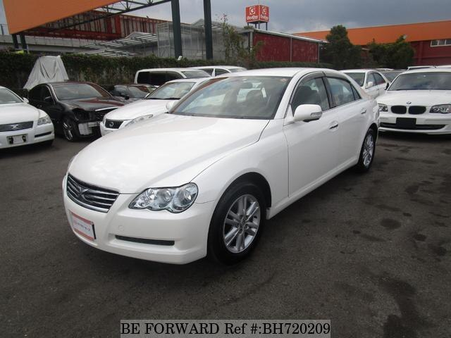 Used 2008 TOYOTA MARK X BH720209 for Sale