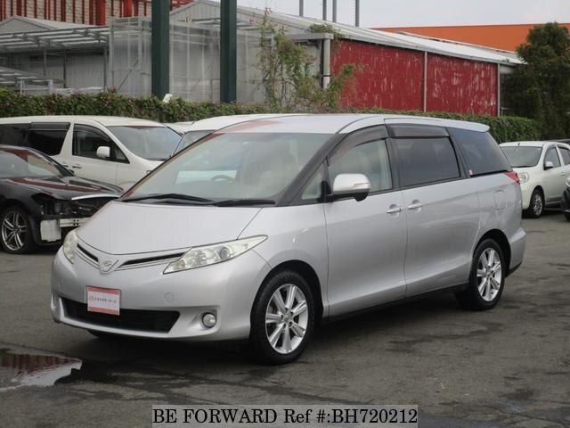Used 2009 TOYOTA ESTIMA BH720212 for Sale