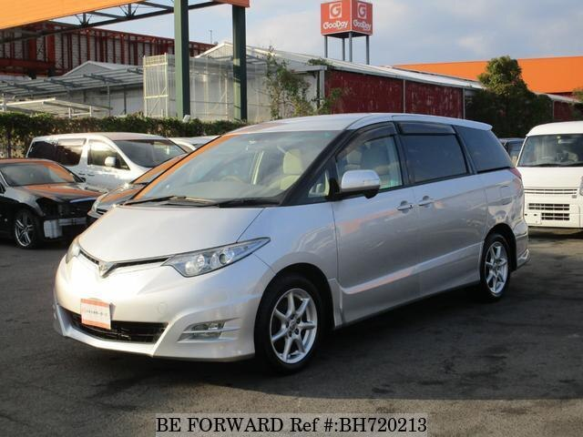 Used 2007 TOYOTA ESTIMA BH720213 for Sale