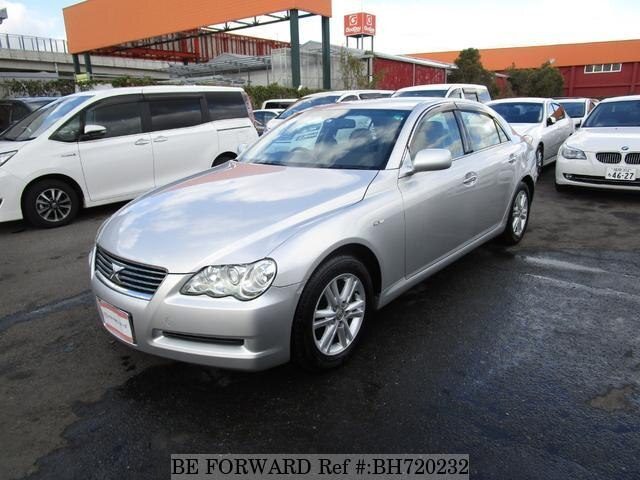 Used 2005 TOYOTA MARK X BH720232 for Sale