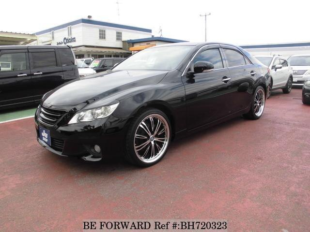 Used 2011 TOYOTA MARK X BH720323 for Sale