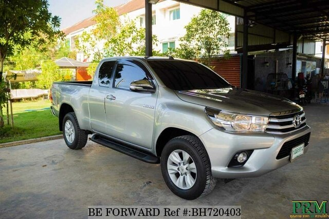Used 2016 TOYOTA HILUX BH720403 for Sale