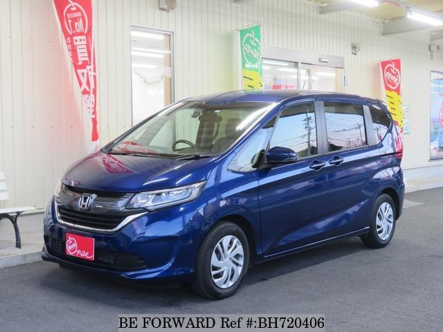 Used 2018 HONDA FREED BH720406 for Sale