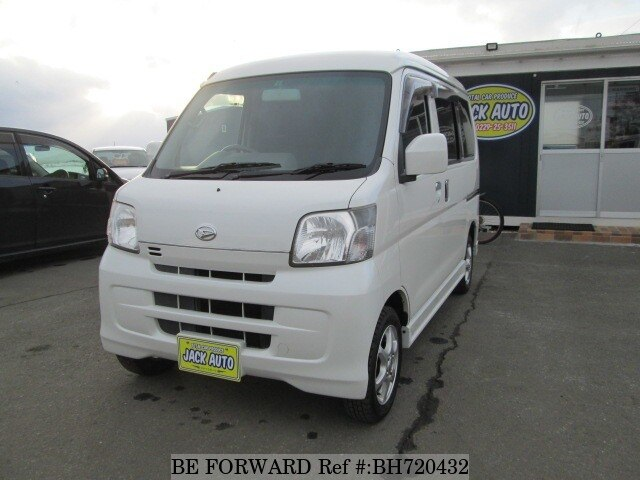 Used 2011 DAIHATSU HIJET CARGO BH720432 for Sale