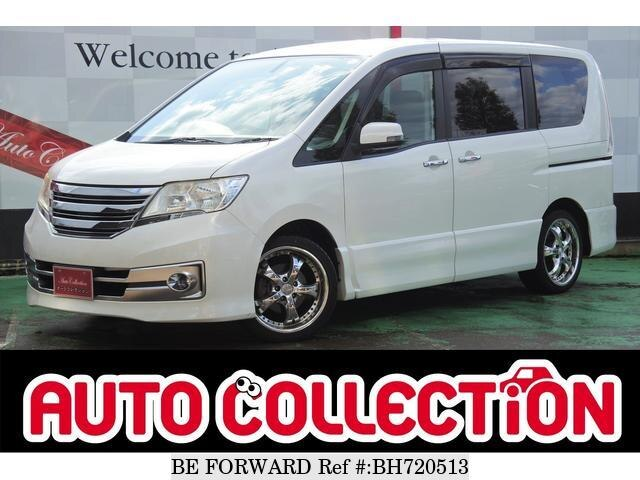 Used 2011 NISSAN SERENA BH720513 for Sale