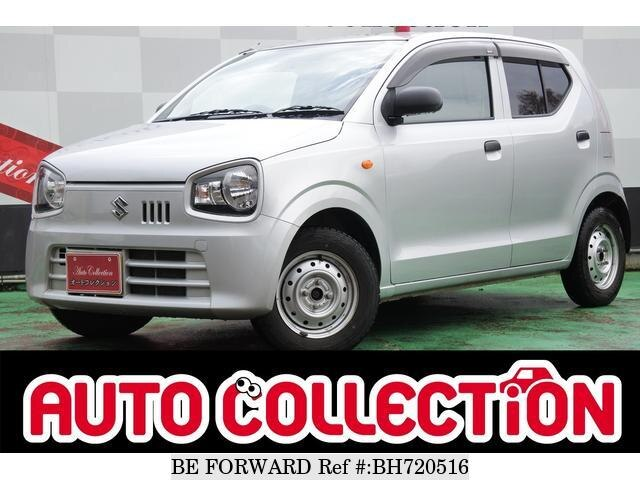 Used 2015 SUZUKI ALTO BH720516 for Sale