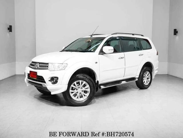 Used 2015 MITSUBISHI PAJERO BH720574 for Sale