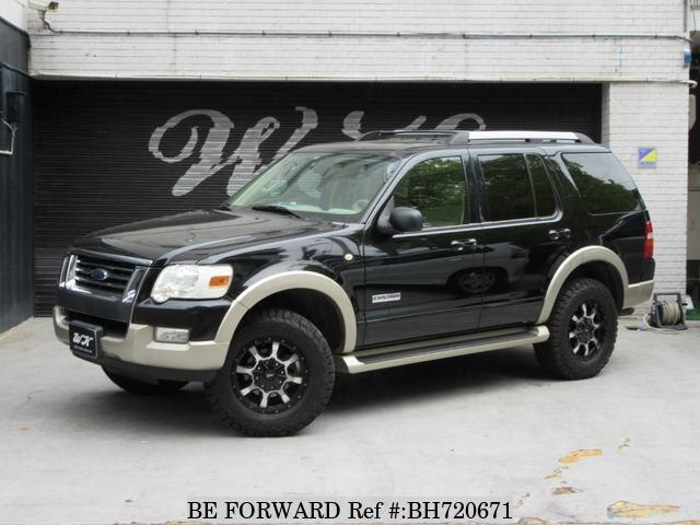 Used 2006 FORD EXPLORER BH720671 for Sale