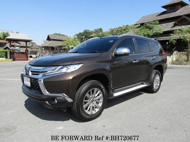 Used 2016 MITSUBISHI PAJERO BH720677 for Sale