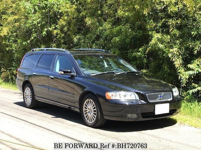 Used 2007 VOLVO V70 BH720763 for Sale