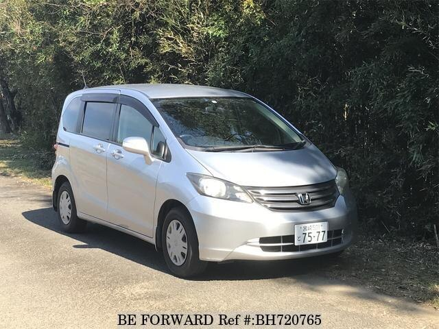 Used 2009 HONDA FREED BH720765 for Sale