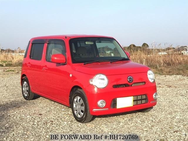 Used 2011 DAIHATSU MIRA COCOA BH720769 for Sale