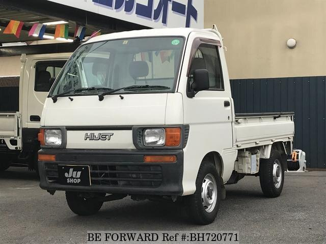 Used 1997 DAIHATSU HIJET TRUCK BH720771 for Sale