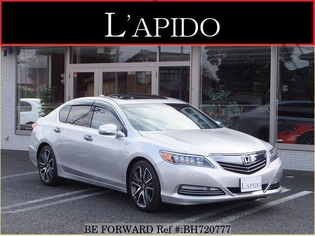 Used 2015 HONDA LEGEND BH720777 for Sale