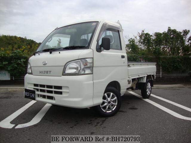 Used 2009 DAIHATSU HIJET TRUCK BH720793 for Sale