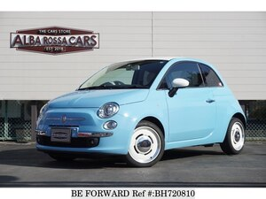Used 2015 FIAT 500 BH720810 for Sale