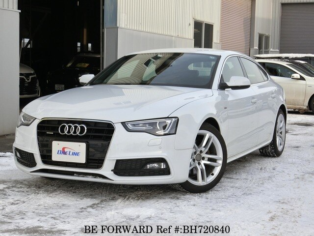 Used 2013 AUDI A5 BH720840 for Sale